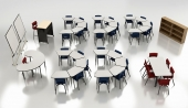 Classroom Arc Style Horizon, Ven-Rez