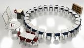 Classroom Full Circle  Style Horizon, Ven-Rez