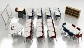 Classroom Lecture Style Horizon, Ven-Rez