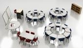 Classroom Group Circle Style Horizon, Ven-Rez