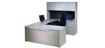 53 Series Bow Front Office Suite (Office)