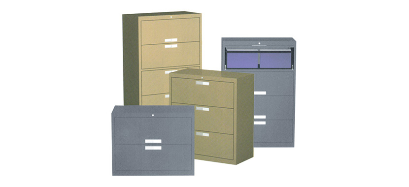 80 Series Lateral Filing Cabinets (Storage)