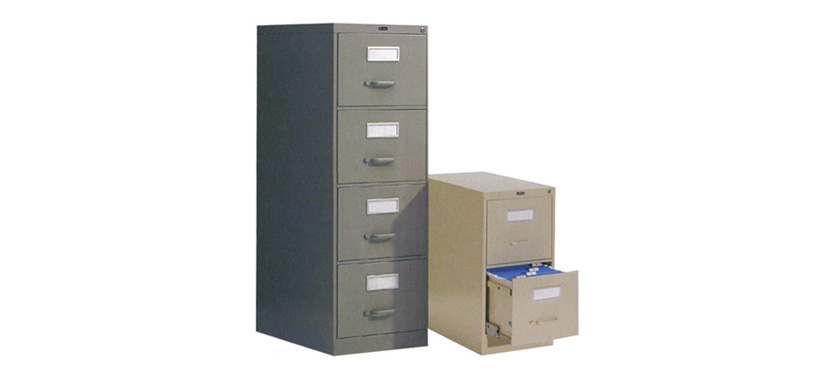 80 Series Vertical Filing Cabinet (Storage)