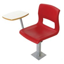 Hercules II Pedestal Tablet Arm Chair (Classroom)