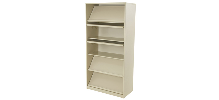 Horizon Periodical Display & Storage Unit 830x380
