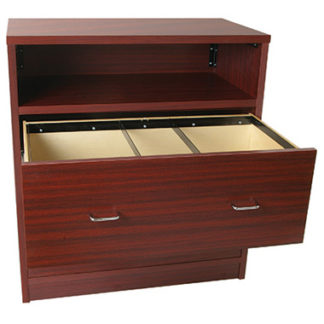 53 Series Filing Cabinet with Open Shelf (Office)