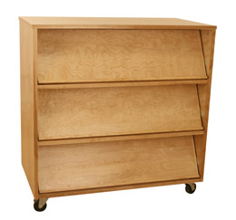 Horizon Periodical Display & Storage Unit -large