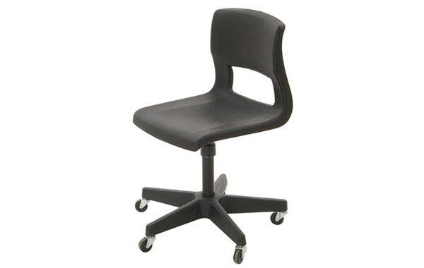 Horizon Adjustable Pedestal Chair