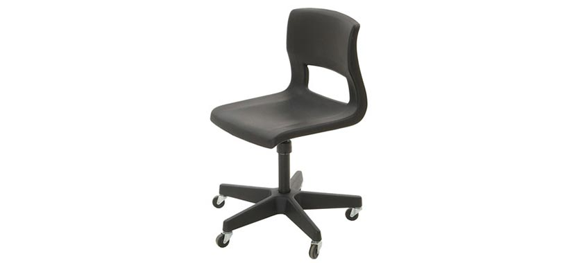Horizon Adjustable Pedestal Chair