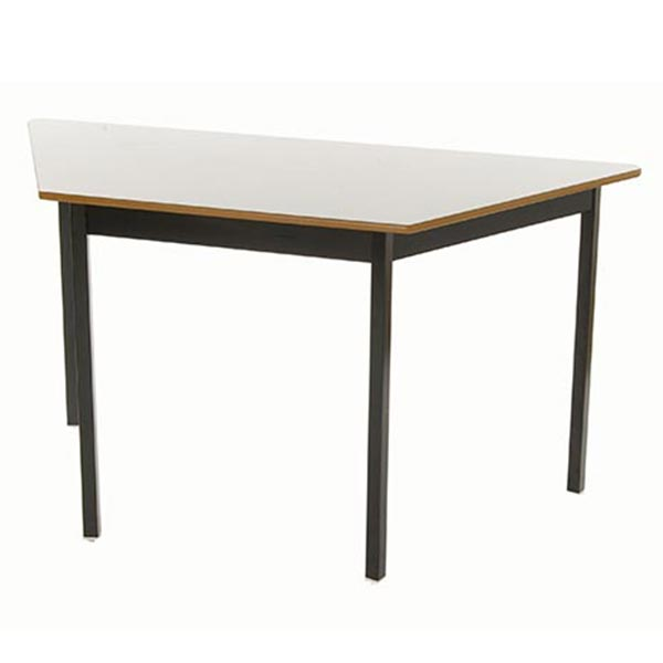Horizon 11 series trapezoid table ven rez for Trapezoid table