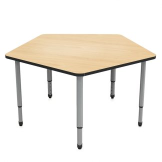 Ven-Rez Freedom Series Pentagon table