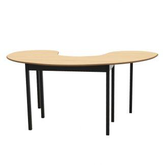 "11 Series Horseshoe Table 72"" x 48"""