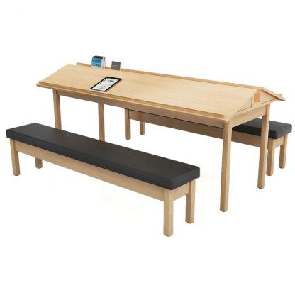 Ven-Rez iPad Reading Table