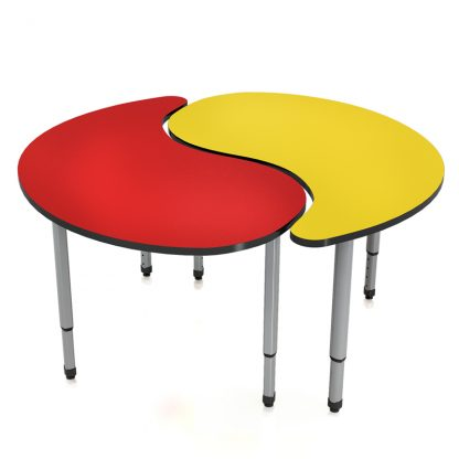 Ven-Rez Freedom Series YingYang table