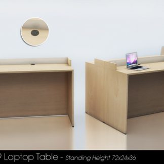 53 Series Laptop Table