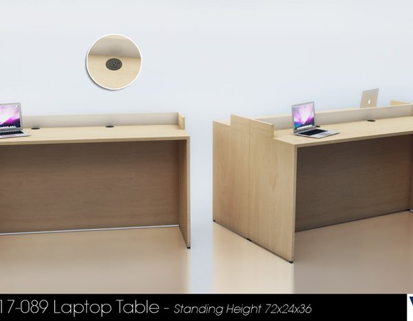 53 Series Laptop Table