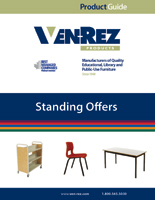 Ven-Rez Standing Offer Form