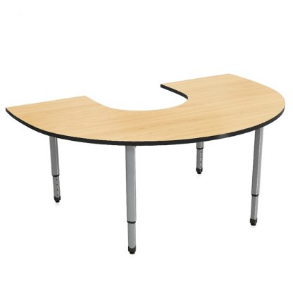 Ven-Rez Freedom Series C-Shaped table