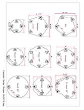Freedom Series Table Shapes