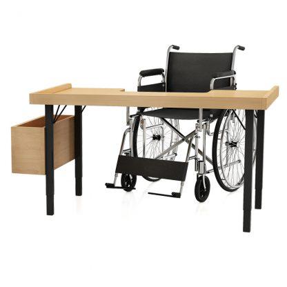 Ven-Rez Wheelchair Accessible Student Desk